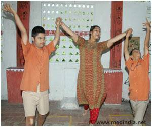 Dance Therapy Empowers People With Special Needs at RASA