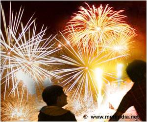 Smoke From Fire Crackers Can Heighten Asthma