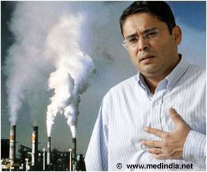Beware! Air Pollution May Raise Your Blood Pressure