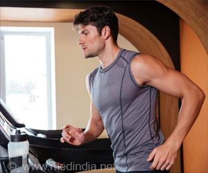 Cycling, Treadmill Workstations Improve Health, Reduce Stress
