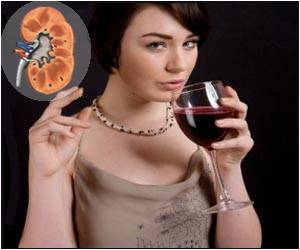Alcohol Reduces the Risk of Kidney Cancer
