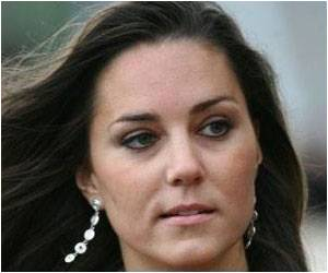 Kate Middleton Interacts With Drug Addicts Undergoing Treatment During Charity Visit