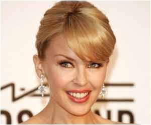 Kylie Minogue Receives Doctorate Degree for Cancer Work