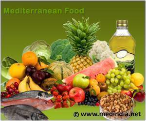 Mediterranean Diet Helps Ward Off Diabetes