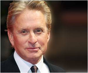 Michael Douglas Talks Stage Four Cancer & Kissing Matt Damon