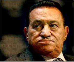 Ex-Egypt President Mubarak Has Cancer