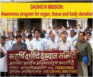 Record Set on Indian Organ Donation Day in Madhya Pradesh