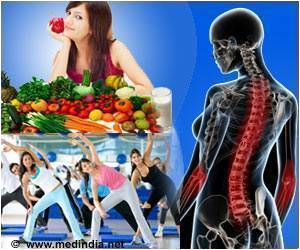 Healthy Diet, Exposure to Sunlight May Prevent Osteoporosis