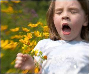 Hay Fever in Children Reduced by Cellulose Powder