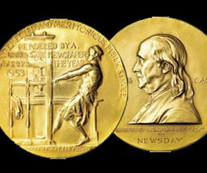 Pulitzer Winners: AFP, Huffington Post, Politico