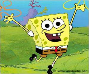 �SpongeBob� Unsuitable for Kids - Study