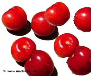 Drinking Tart Cherry Juice Improves Sleep Efficiency