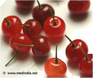 Tart Cherries Reduce Stroke Risk
