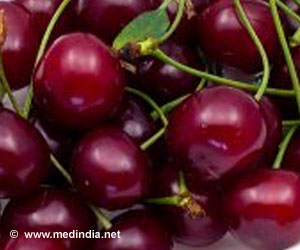Cherries May Lower Risk of Gout Attacks By 35 Percent