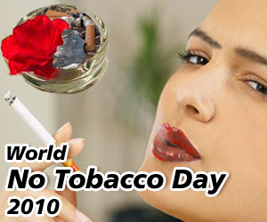 World No Tobacco Day 2010
