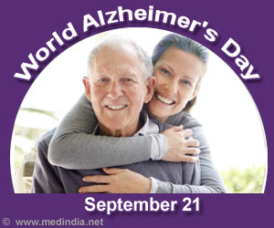 World Alzheimer's Day - 'Dementia: Living Together'