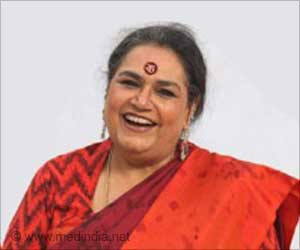 Usha Uthup Sings to Help Patients Waiting for Organ Donation