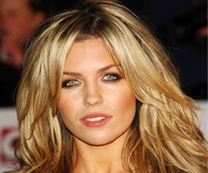 Abbey Clancy is Afraid of Water