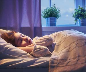 Frequent Sleep Disturbances Pose a Risk to Healthy Hearts of Teenagers