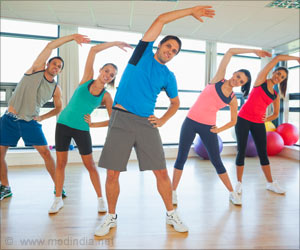Exercise Offers Protection Against Health Fallout Arising From Overindulgence