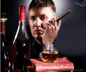Heavy Smoking and Alcohol Use Leads to Premature Aging
