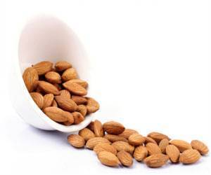 Almonds Touted as Ideal Snack