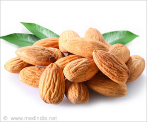 Eating 14 Grams Of Almonds Daily can Boost Your Health