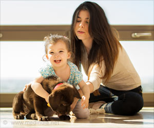 Exposure to Pets More Likely to Alleviate Anxiety Disorder in Children