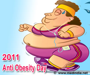 Anti Obesity Day 2011 - Time to Get into Shape