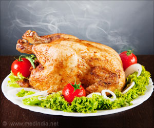 Eating Chicken Might Make You Antibiotic-resistant