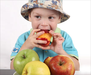 Apple Consumption to Boost Diet and Combat Obesity in Children