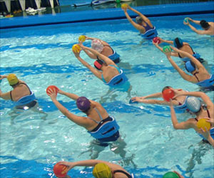 Aqua Aerobics: The New Fitness Trend With Therapeutic Benefits