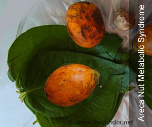Areca Nut Chewing and Prevalence of Metabolic Syndrome