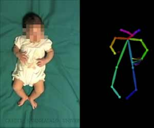 AI Helps Identify Key Patterns of Infant Movements