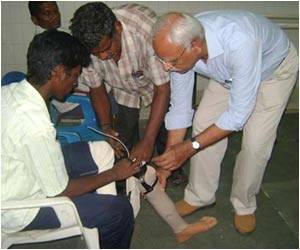 Rehabilitating Lives With Free Artificial Limbs: An Interview