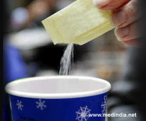 Diabetes Risk Boosted by Sweeteners
