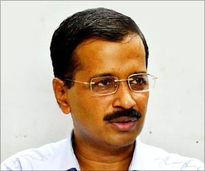 Arvind Kejriwal on a 10 Day Naturopathy Treatment