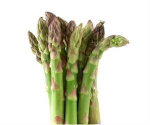 Asparagus Gets Longer Shelf Life from X-ray Treatment