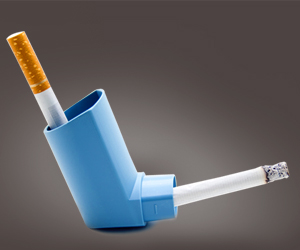 Teens With Asthma Twice as Likely to Smoke Than Teens Without Asthma