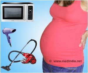 Pregnant Women Should Minimize Usage of Electrical Devices
