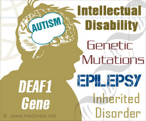 DEAF1 Mutation also Associated With Movement Disorder and Epilepsy