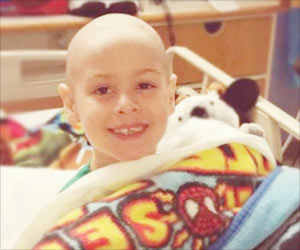 7-year-old Boy With Leukaemia Learns He's Going Home