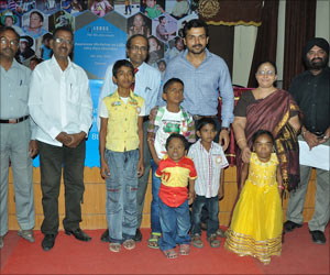 Tamil Actor Karthi Urges Government to Support People with Ultra-Rare Disorders