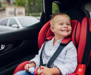 Toxic Flame Retardants Discovered in Children's Car Seats: Study