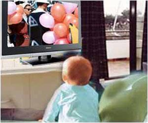 TV Watching Trend Among Children