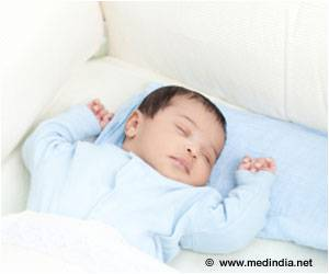 Sleep Problems Occur in some Newborns Who have a Chronic Illness