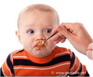 Spoon-Feeding Babies Makes Them Overweight