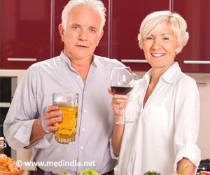 Two or More Alcoholic Drinks a Day Linked to Heart Damage in Elderly