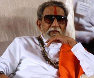Shiv Sena Chief Bal Thackeray Critical