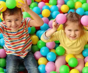 Ball Pits may Contribute to Germ Transmission: Study